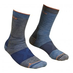 Ortovox Alpinist Mid Socks Men dark grey