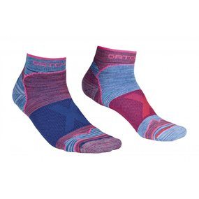 Ortovox Alpinist Low Socks Women hot coral