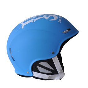 Movement Logo Ski / Snowboard Helm blue Gr. S
