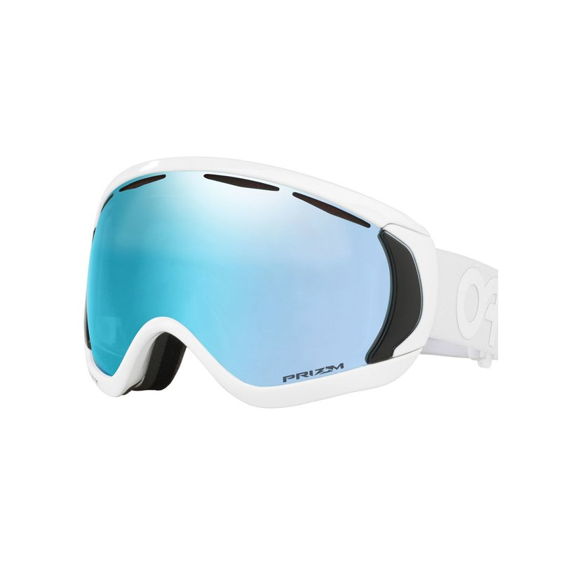 Oakley Canopy Factory Pilot Whiteout I Prizm Sapphire...