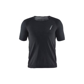 Craft Cool Intensity Roundneck SS Men black