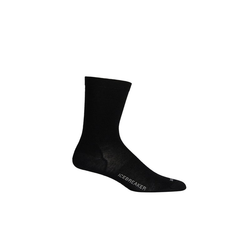 Icebreaker Cool Lite Lifestyle Socken Women black