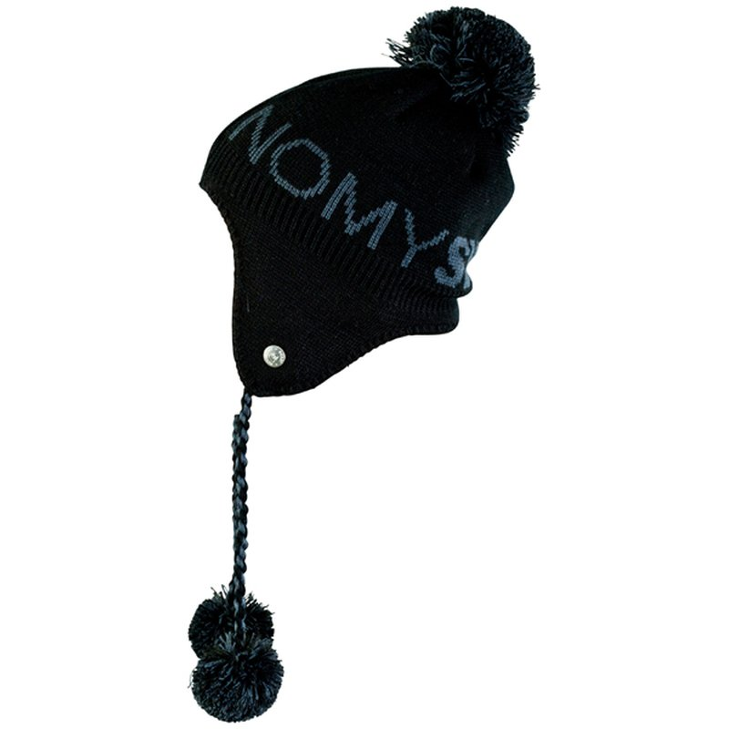 Sweet Protection Squaw BeanieTrue Black / Dark Grey
