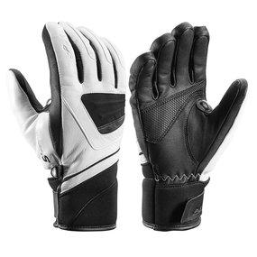 Leki Griffin S Lady Damen Handschuhe weiß/schwarz