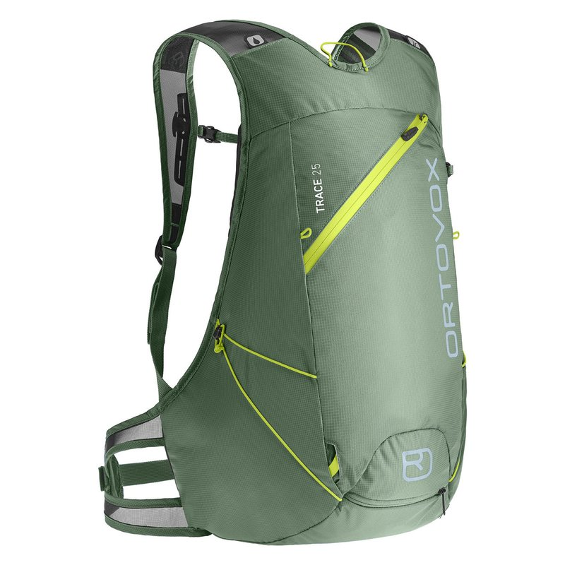 Ortovox TRACE 25 Rucksack green isar
