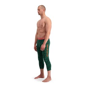 Mons Royale Mens Shaun-off 3/4 Legging pine camo