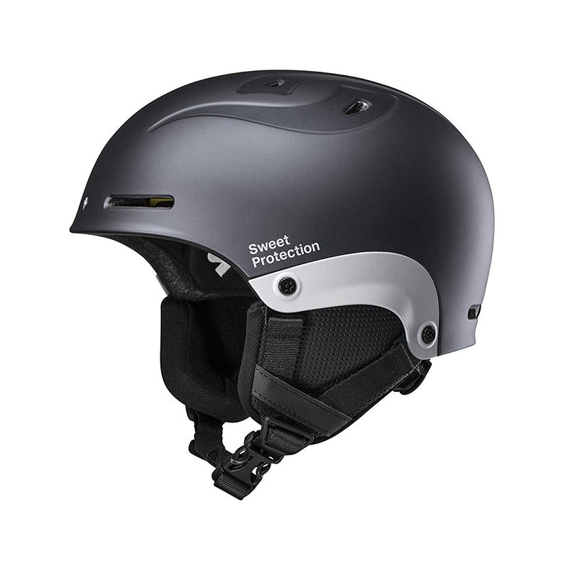 Sweet Protection Blaster II Ski & Snowboard Helm Slate Gray Metallic