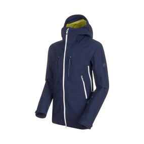 Mammut SOTA HS Hooded Jacket Men peacoat