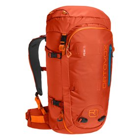 Ortovox PEAK 35 Rucksack desert orange