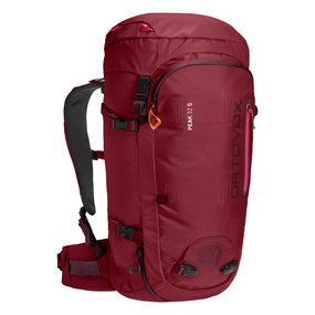 Ortovox PEAK 32 S Rucksack dark blood