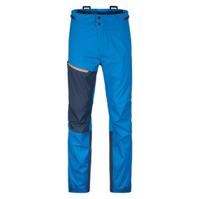 Ortovox Westalpen 3L Light Pants Men safety blue