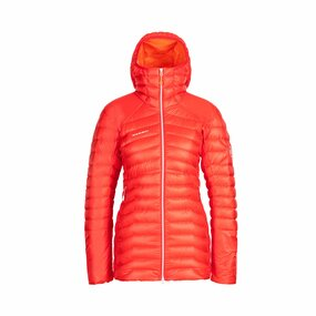 Mammut Eigerjoch Advanced IN Hooded Jacket Women azalea