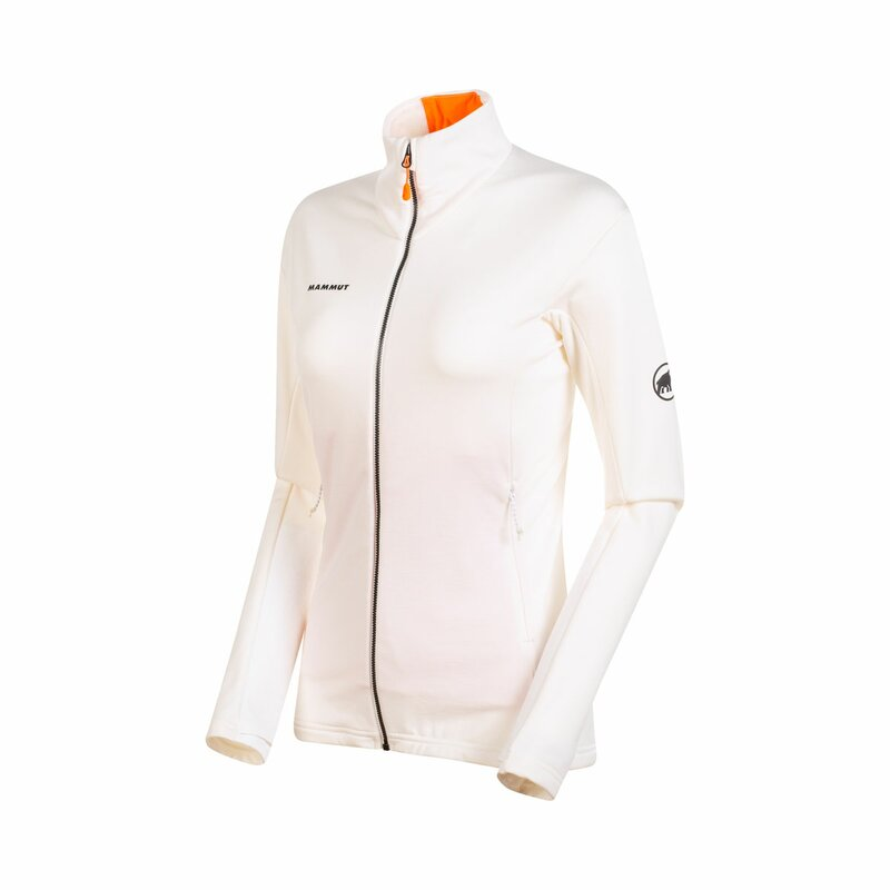 Mammut Eiswand Guide ML Jacket Women bright white