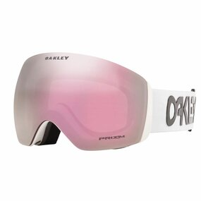 Oakley Flight Deck Factory Pilot White I Prizm HI Pink...