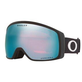 Oakley Flight Tracker M Matte Black I Prizm Sapphire Iridium