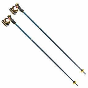Leki Spitfire 3D Freeride Skistöcke dunkelblau