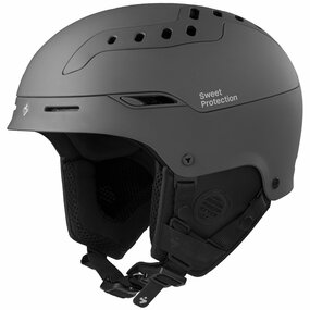 Sweet Protection Switcher Ski & Snowboard Helm Bolt Gray