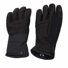 Oakley Ellipse Goatskin Gloves blackout