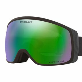 Oakley Flight Tracker XS Matte Black I Prizm Jade Iridium