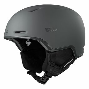 Sweet Protection Looper Ski & Snowboard Helm Matte Bolt Gray