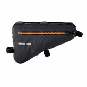 Ortlieb Frame-Pack Bikepacking Rahmentasche schwarz, 4 L