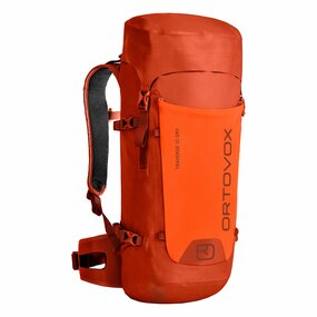 Ortovox TRAVERSE 30 DRY Rucksack desert orange
