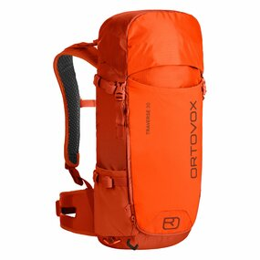 Ortovox TRAVERSE 30 Rucksack desert orange