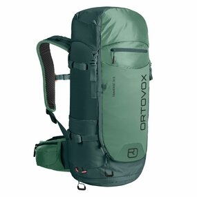 Ortovox TRAVERSE 38 S Rucksack green dust