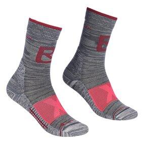 Ortovox Alpinist Pro Comp Mid Socks Women grey blend