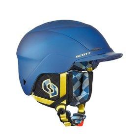 SCOTT Ski & Snowboard Helm Rove Plaid Navy