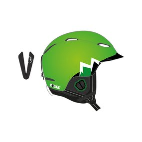 Movement MTN Ski & Snowboard Helm green, XS/S