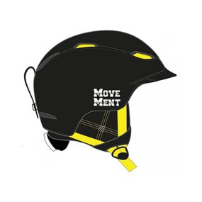 Movement The big one Ski & Snowboard Helm black, M/L
